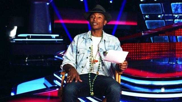 GIRL Hour With Pharrell