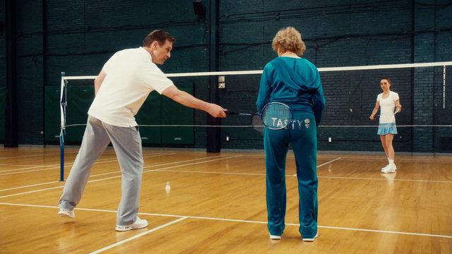 Let's Play Badminton