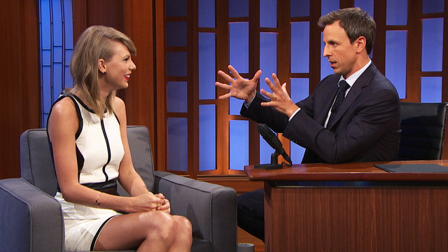 Taylor Swift Explains Her Awards Show Dancing