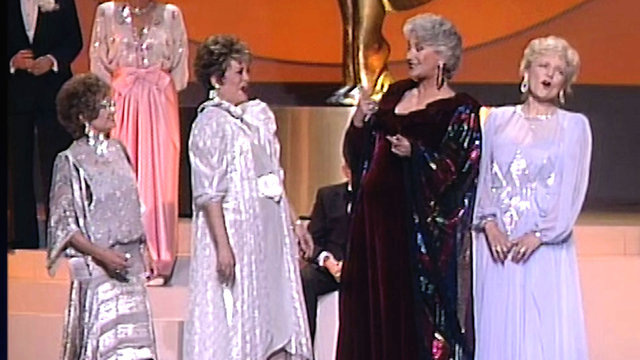 Emmys Fashion by Decade