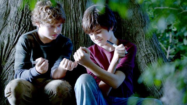 Brotherhood: Miles and Monroe