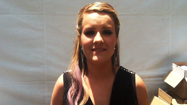 The Voice Diaries: Amber Carrington