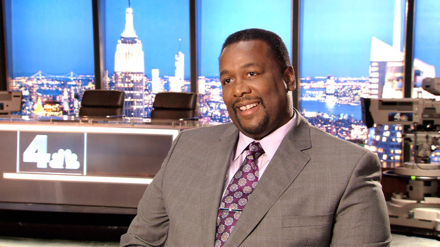 Wendell Pierce Interview