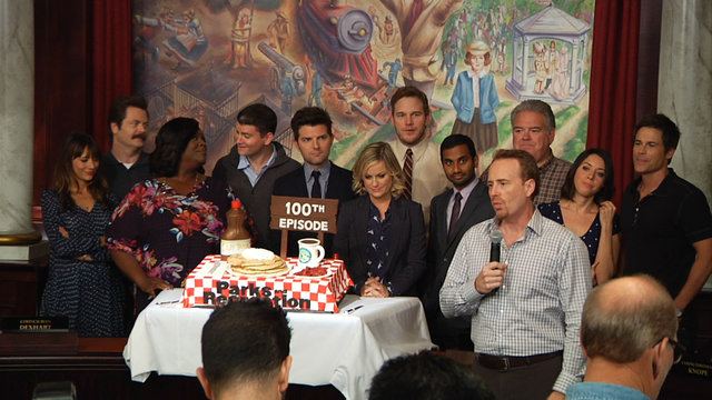 100th Episode Thanks Yous from the Cast
