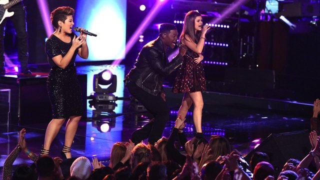 """Matthew Schuler, Tessanne Chin and Jacquie Lee: """"You've Got the Love"""""""