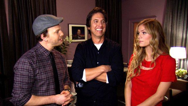 Ray, Gavin and Brooklyn Talk Game Night