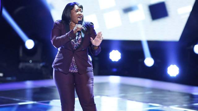 """Terisa Griffin's Blind Audition: """"Someone Like You"""""""