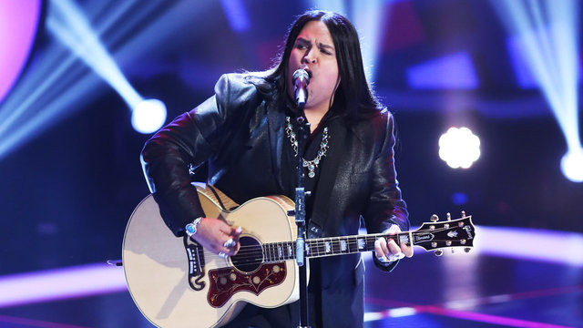 """Rudy Parris' Blind Audition: """"Every Breath You Take"""""""