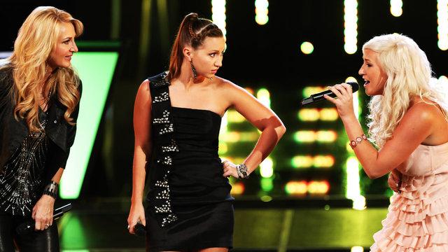 """Gracia Harrison vs. 2 Steel Girls: """"Sin Wagon"""""""