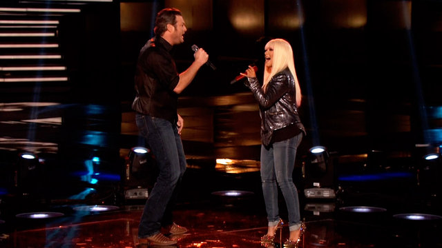 "Blake and Christina: ""Just a Fool"""