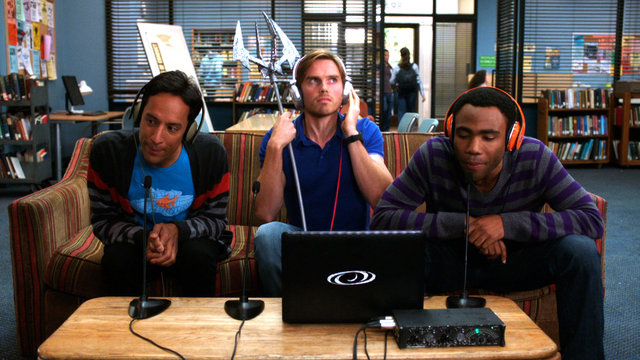Troy and Abed's Podcast
