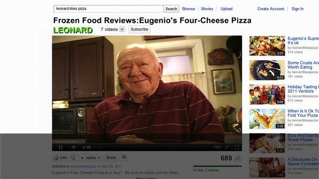 Leonard's YouTube Channel