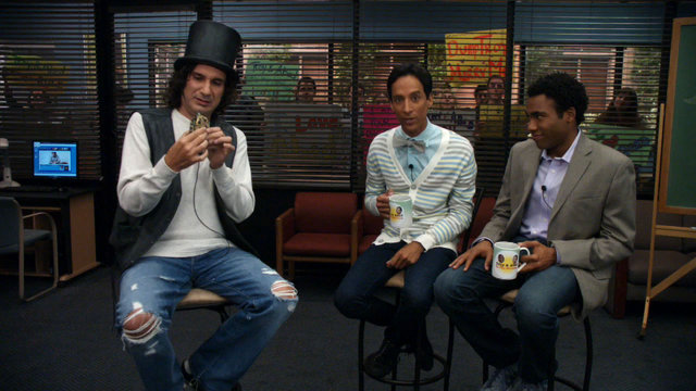 Troy and Abed in the Morning