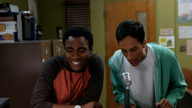 Abed & The Disco Spider