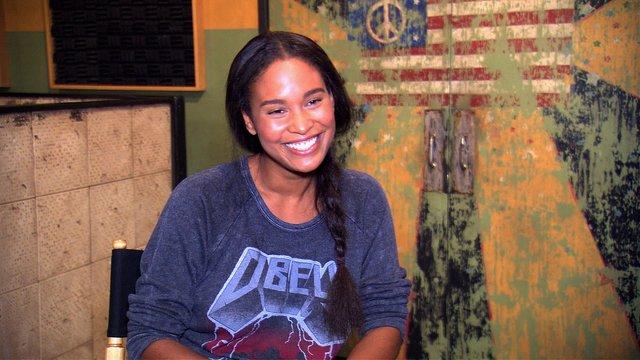 Joy Bryant Interview