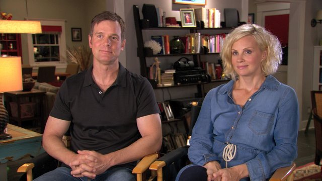 Peter Krause and Monica Potter Interview