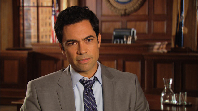 Danny Pino Talks Season 15