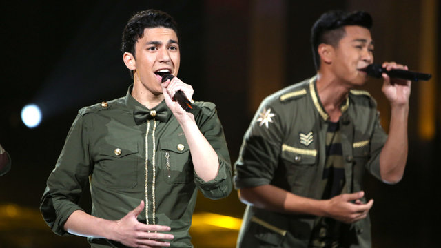 "The Filharmonic: ""I Don't Want to Miss a Thing"""