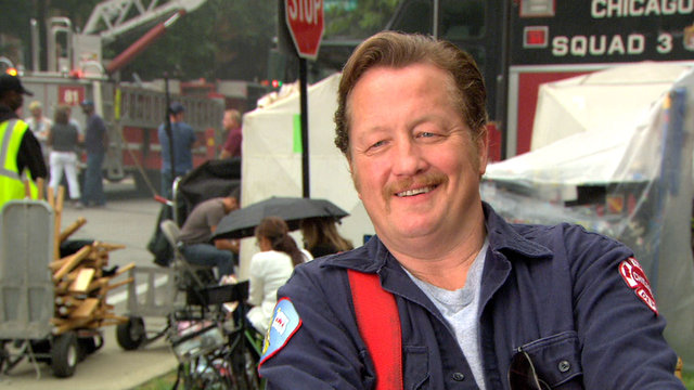 Chicago Fire Cast Interview