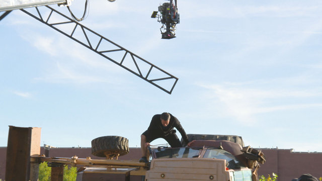 Behind the Scenes of Severide's Rescue