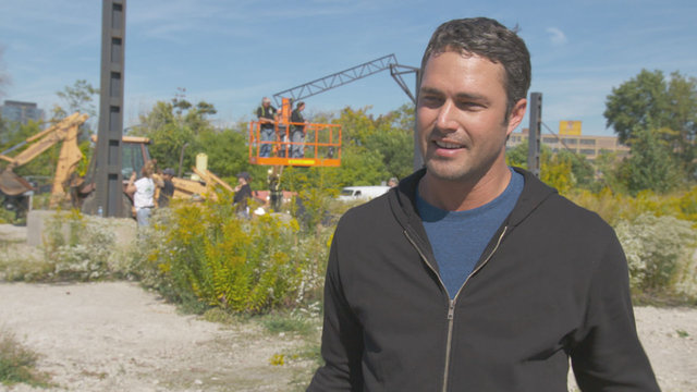 An Interview with Taylor Kinney