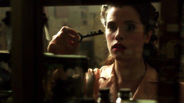 Inside Van Helsing's Secret Office
