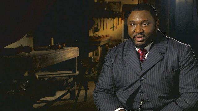 Nonso Anozie on Renfield