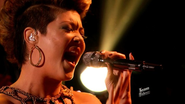 "Tessanne Chin: ""Redemption Song"""