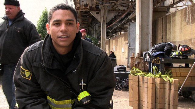 The Blood and Guts of Chicago Fire