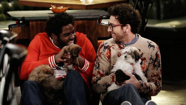 East Coast - A Box Of Puppies Walks Into A Bar
