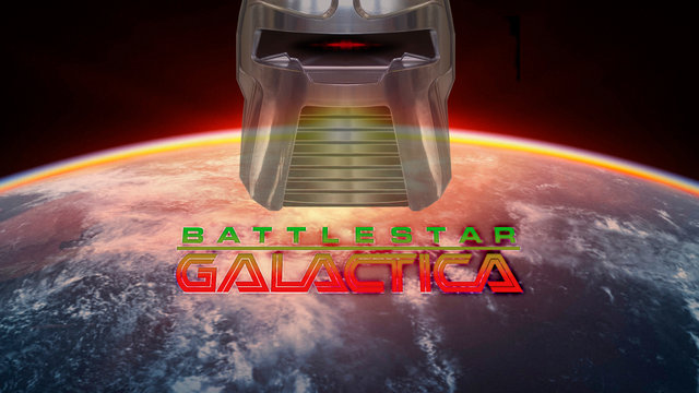 Battlestar Galactica, Part One