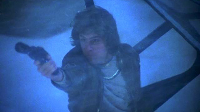Watch Battlestar Galactica Quot The Gun On Ice Planet Zero
