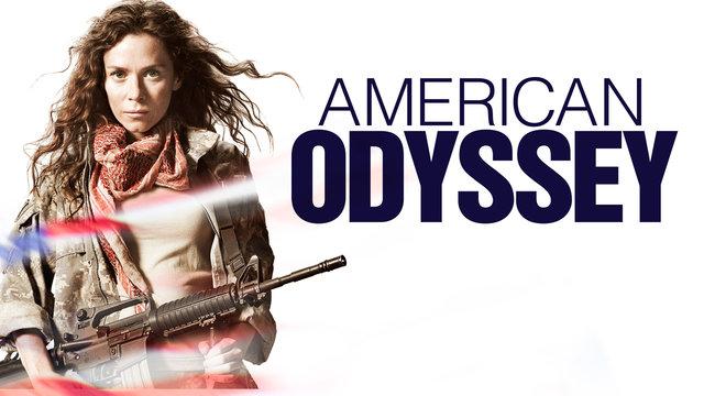 American Odyssey Netflix