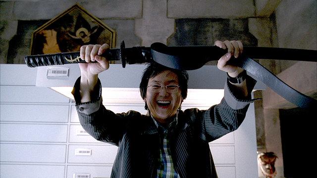 Hiro Finds his Sword - 1