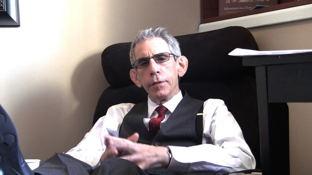 Richard Belzer's Dream Job