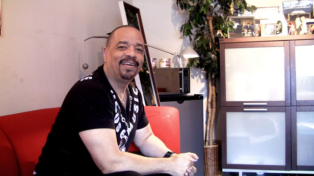 Ice-T Talks About Success and His Fans