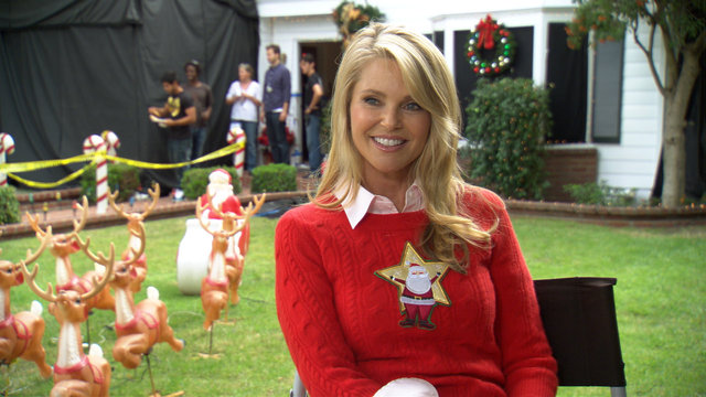 Christie Brinkley Interview
