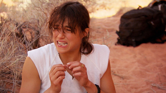 Michelle Rodriguez's Most Disgusting Meal