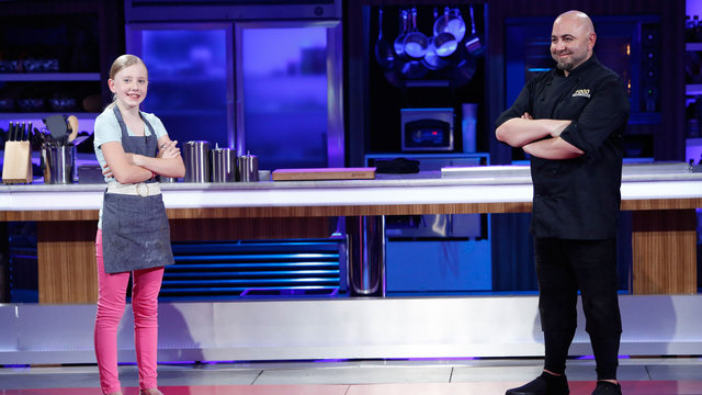 Danielle McNerney vs. Duff Goldman