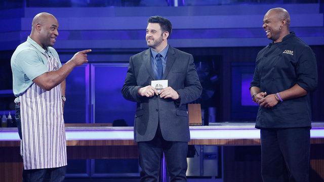 Will Spencer vs. Aaron McCargo, Jr.