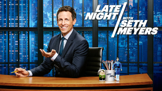 Late Night: Seth Meyers