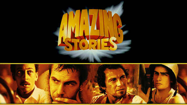 Amazing Stories show