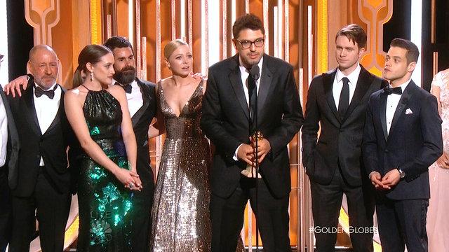Mr. Robot Wins Best TV Series, Drama at the 2016 Golden Globes