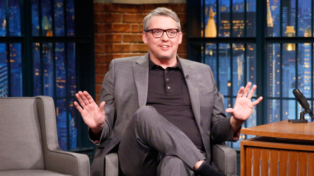 Adam Mckay Snl Watch Late Night with ...