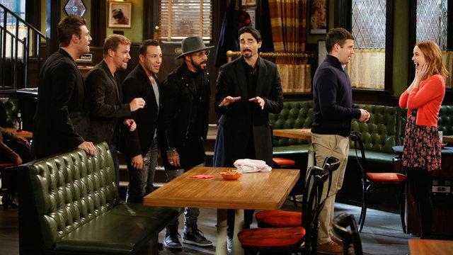 East Coast - The Backstreet Boys Walk into a Bar