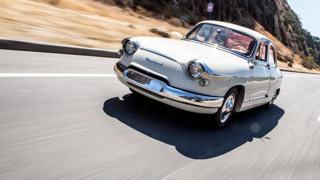 1960 Panhard PL 17