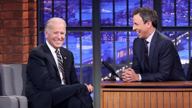 VP Joe Biden Had a Cameo on Carmen Sandiego
