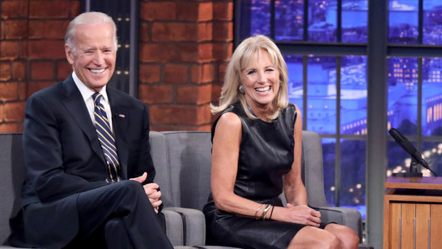 Don't Call Dr. Jill Biden Second Lady