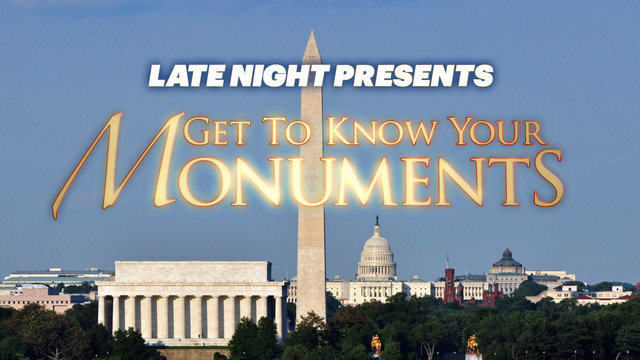 Get to Know Your Monuments