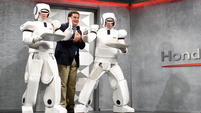 Honda Robotics